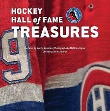 Hockey Hall of Fame Treasures-ExLibrary
