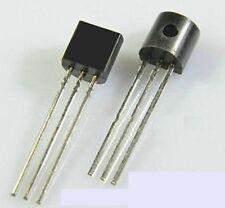 Transistor S8050 ou S8050D polarité NPN TO-92 ( TO92 ) IC original  .C12.3