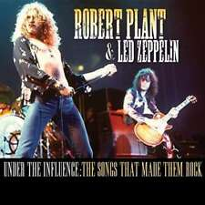 Robert Plant & Led Zeppelin - Under The Influence Nuevo 2X CD