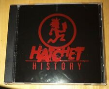 Insane Clown Posse - Hatchet History *sealed* 10 Years Of Terror ICP