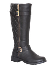 BALL BAND Black Quilted Sandy Boot - Women New in box -sz 10