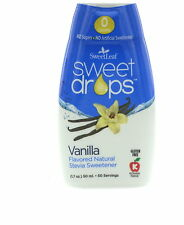 Sweet Drops Liquid Stevia, SweetLeaf, 1.7 oz Vanilla 1 pack