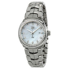 Tag Heuer Lady Link Mother of pearl Dial Ladies Watch WBC1316.BA0600