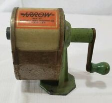 Arrow Brand Vintage Wall Pencil Sharpener