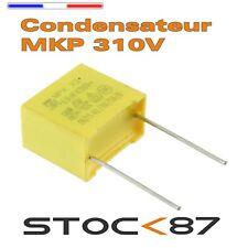 1 à 10 pcs condensateur MKP X2 310V  valeur au choix - capacitor