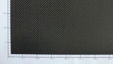 0,2mm Carbon Platte Kohlefaser CFK Platte ca. 300mm x 200mm