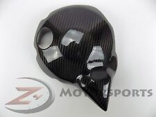 2004-2006 R1 Right Side Engine Clutch Gearbox Case Cover Panel 100% Carbon Fiber