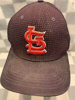 St Louis CARDINALS Baseball NIKE MLB Adjustable Adult Cap Hat
