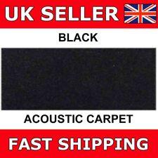 Connects2 CT60-01 Black Acoustic Carpet Speaker Box Carpet 70cm x 135cm