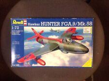 KHS - 1/72 REVELL MODEL KIT #04186 HAWKER HUNTER FGA.9 / Mk. 58