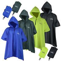Fishing Bike Outdoor Cycling Rain Cape Poncho Coat Rain proof Waterproof Jacket