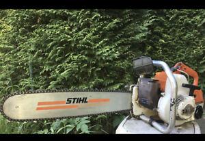 Stihl Motorsäge 08 S