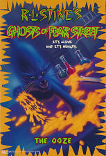R. L. Stine's Ghosts of Fear Street #8: The Ooze (1996, Paperback)