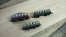 tramway et son wagon + wagon pour deco (pas de crochet) ARNOLD  ech N 1/160