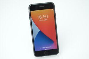 SIM FREE iPhone7 128GB Jet Black sim unlocked shipping from Japan No.503