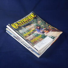 Lot of 6 Countryside & Small Stock Journal 2004-2011 Homesteading Magazine Rare