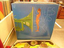 Miles Davis Big Fun vinyl Gatefold 2x LP 1974 Columbia Records VG+ PG 32866