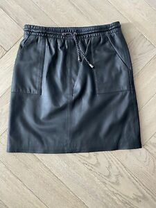 Jonathan Simkhai Leather Skirt XS
