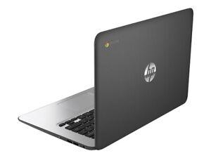 "HP Chromebook G3 14"" 2.1GHz 4GB 16GB Chrome OS in Black"