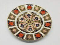 "Royal Crown Derby Old Imari 8 1/2"" Salad Plate MINT"