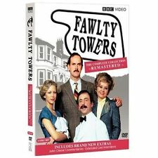 Fawlty Towers: The Complete Collection Remastered DVD, Scales, Prunella, Connie
