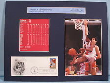 Indiana wins the 1987 NCAA Basketball Championship