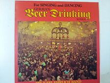 LP SINGING and DANCING GERMAN BEER DRINKING mer397