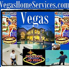 Vegas Home Services .com Pool Cleaning Lawn Yard Windows Piano Tune Repair Fix
