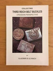 Third Reich Belt Buckles - Ulric Publishing