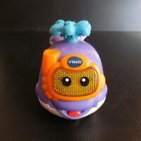 Frimousse baleine eau douce VTECH ELECTRONICS figurine jouet musical N6056