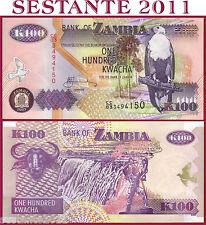 ZAMBIA - 100 KWACHA 2003   -   P  38d     -    FDS / UNC