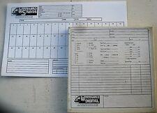Ampex 456 Grand Master Take up reel from Woodland studios, Nashville