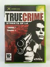 ☺ Jeu XBOX True Crime Streets Of La