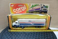 CORGI SUPER MERCEDES ARTIC REFRIGERATED VAN 2020 LORRY BOXED 1978