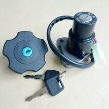 Ignition Switch Fuel Gas Cap Key for Yamaha DT200 DT200R TW200 XT225 Serow XT600