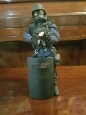 """21st Century Toys S.W.A.T. Team Leader 1:6 12"""" with shield, MP5, Colt 1911"""