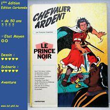 Chevalier Ardent, 1, Le prince noir, Craenhals, Casterman, EO, 1970, BE