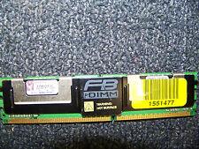 Kingston Memory Stick F25672F51 2 GB 2RX8 PC2 5300F 7 ea. # 840-0019