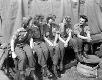 7x5 Gloss Photo wwB69 Normandy Invasion WW2 World War 2 94