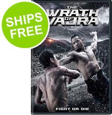The Wrath of Vajra (DVD, 2014) Shi Yanneng, Steve Yoo, Poppin Hyun-Joon