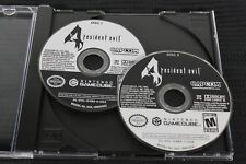 Nintendo GameCube RESIDENT EVIL 4 Game 2-Discs Only - NO CASE or MANUAL - Tested