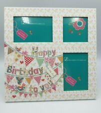 Happy Birthday to You College Photo Frame