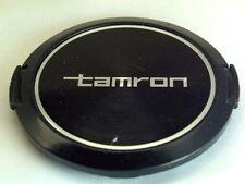 Tamron 52mm Front  Lens cap plastic snap on type Genuine adaptonatic