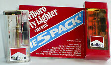 Philip Morris Marlboro Clear Party Lighter 1992 Recalled Give-Away, Sealed NIB