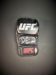 Rose Namajunas Autograph Signed MMA Glove - UFC MMA Champion (JSA COA)