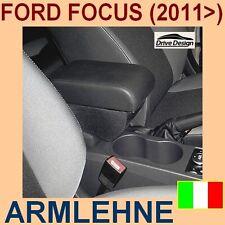 FORD FOCUS (2011>) - Mittelarmlehne mit Ablagefach horizontal verstellbar für -@
