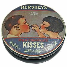 1982 Hershey's Kisses Tin