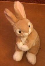 "Russ Brown Bunny Plush 9"""