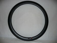 Carbonal 50mm deep x 25mm wide disc brake carbon clincher rim