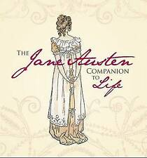 The Jane Austen Companion to Life by Sourcebooks Inc | Hardcover Book | 97814022